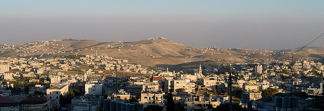 Shepherds' Fields, Beit Sahoir. Photo by Tbass Effendi (Creative Commons).