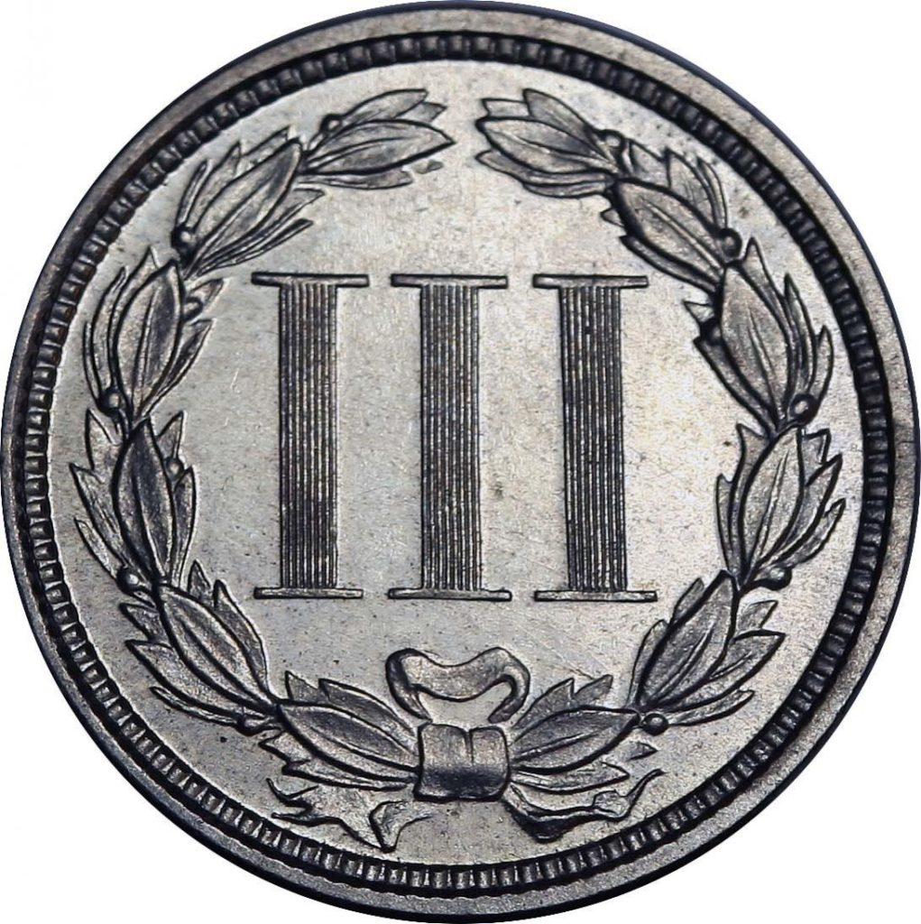 three-cent piece